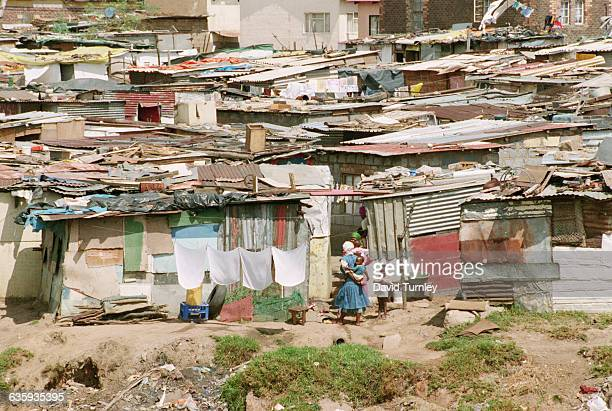 South African Township Homes