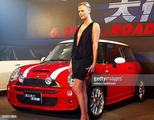 The Italian Job 2003 Film Stock Photos And Pictures