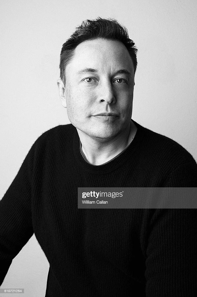 Elon Musk, The Wrap, November 16, 2015