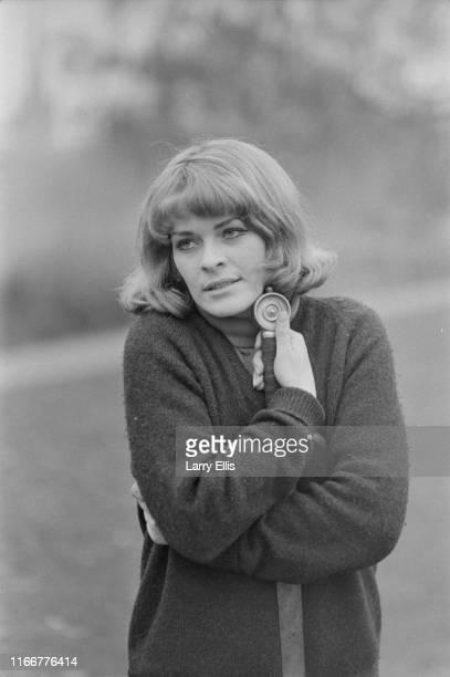 South African/British actress Janet Suzman UK 18th January 1965