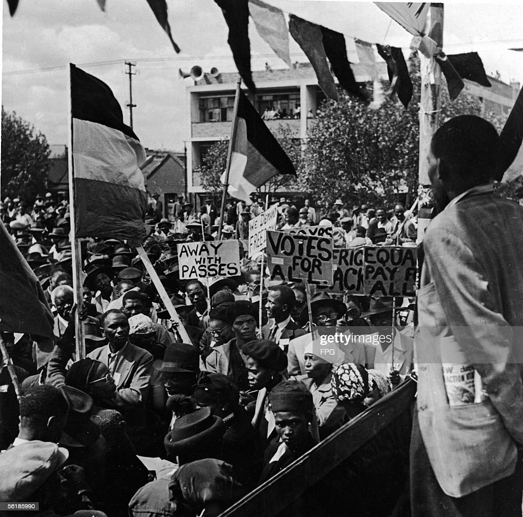 70 Years Since First South African Apartheid Government Elected