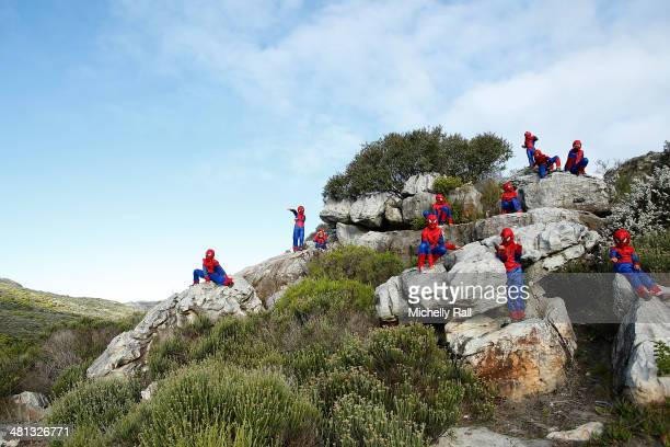 South Africans pledge their support to be a Superhero For The Planet to help raise funds for the recently launched Restore The Roodeberg initiative...