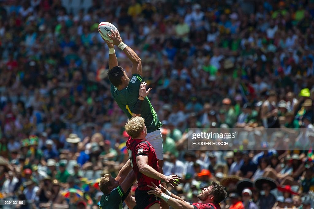 World Rugby Sevens Series in Cape Town