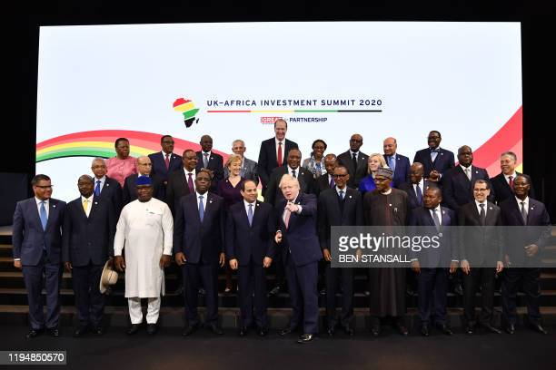 South Africa's Minister of International Relations and Cooperation Naledi Mandisa Pandor Ethiopia's Prime Minister Abiy Ahmend Angola's President...