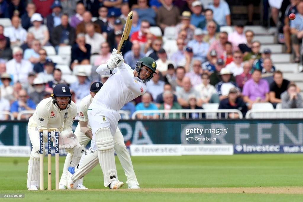 CRICKET-ENG-RSA-TEST : News Photo
