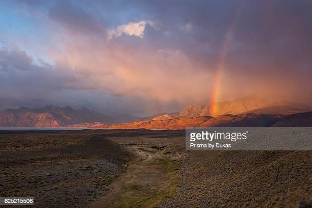 South America Patagonia Argentina El Chalten UNESCO World Heritage Andes