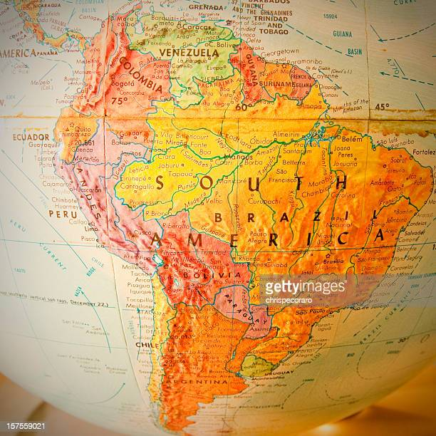 Reisen Sie das Welt-Serie-Südamerika