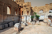South and East Basilicas, St Simeons, Syria.