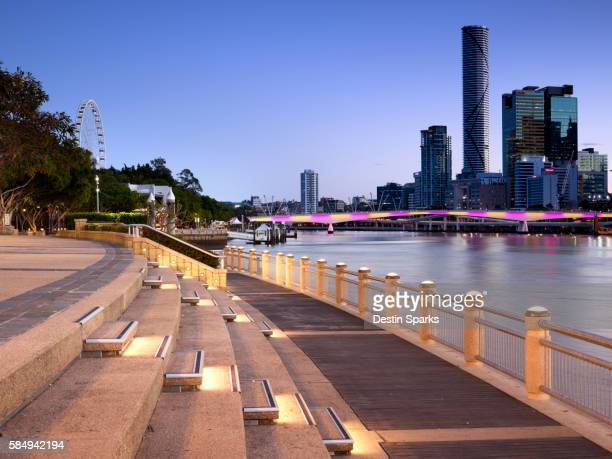 South Bank at Dawn