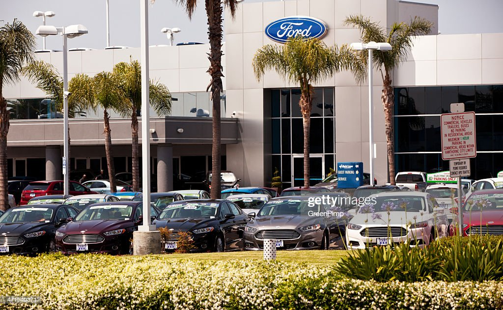 South Bay Ford Service Hours >> South Bay Ford Dealer Stock Photo Getty Images