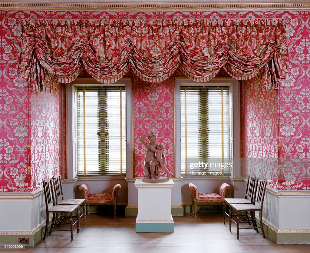Incroyable South Bay Window In The Great Drawing Room Audley End House Saffron Walden  Essex C2000s Artist