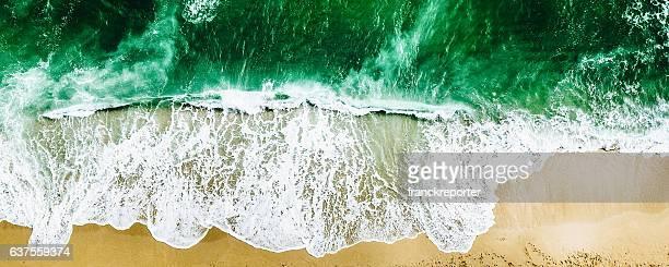 south beach aus der Luft-miami