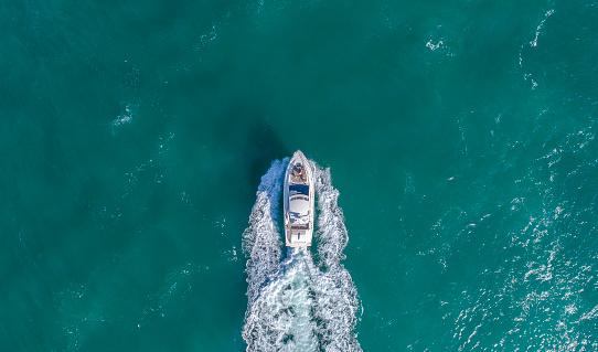 South Beach Miami Aerial View 1007604984