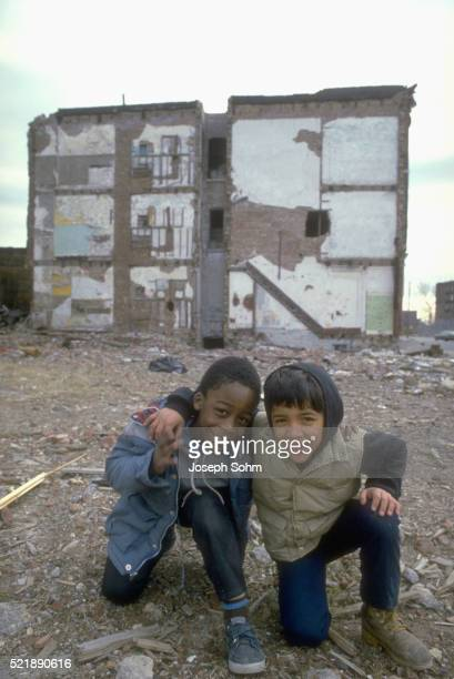 south bronx boys - bronx stock pictures, royalty-free photos & images