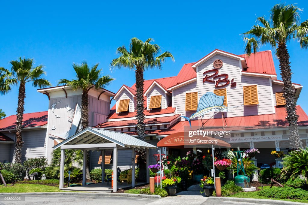 South Carolina Charleston R B S Seafood Restaurant News Photo