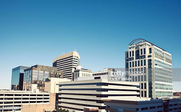 USA, South Carolina, Columbia, Office Blocks