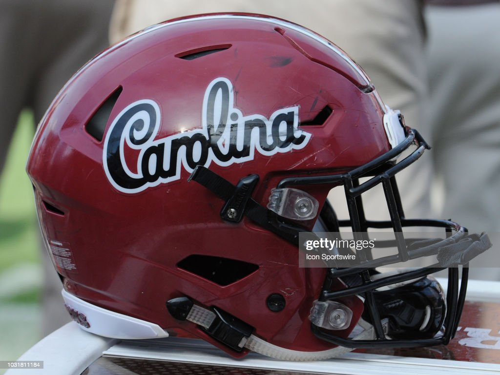 south-carolina-gamecocks-helmet-on-the-s