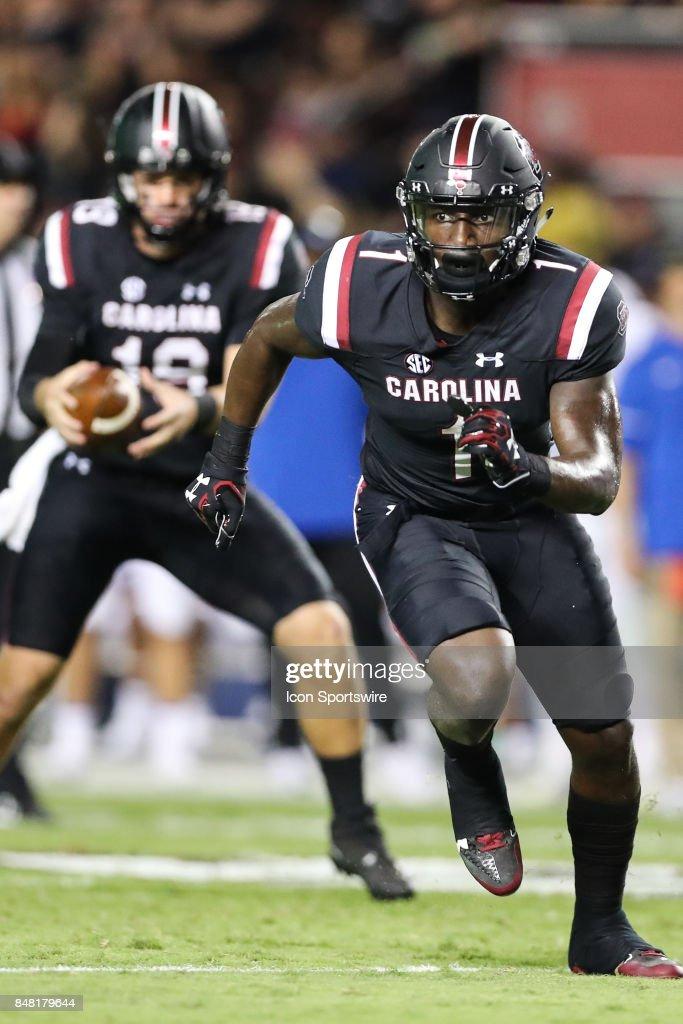 COLLEGE FOOTBALL: SEP 16 Kentucky at South Carolina : News Photo