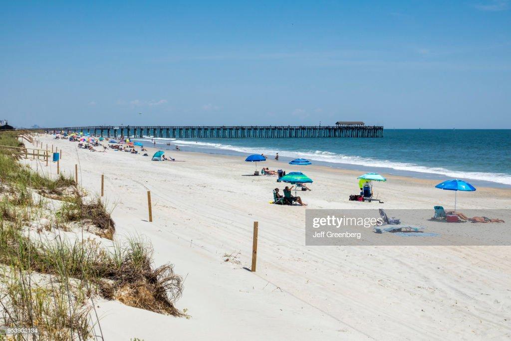 South Carolina Myrtle Beach Atlantic