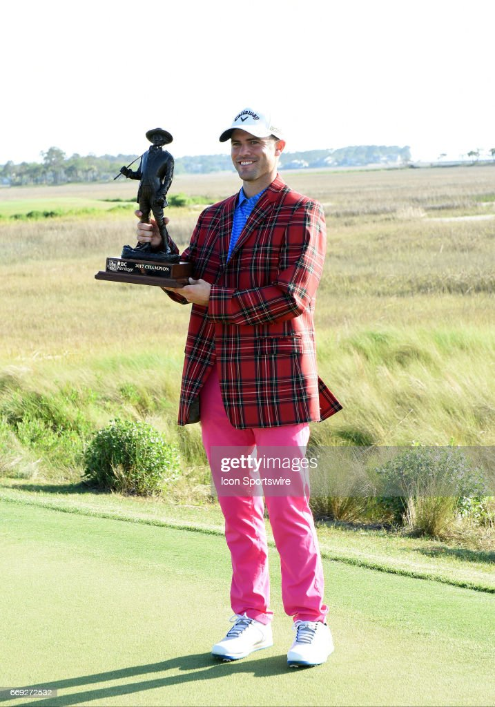 Golf apr 16 pga rbc heritage final round pictures getty images south carolina native wesley bryan winner of the 49th heritage during the final round publicscrutiny Images