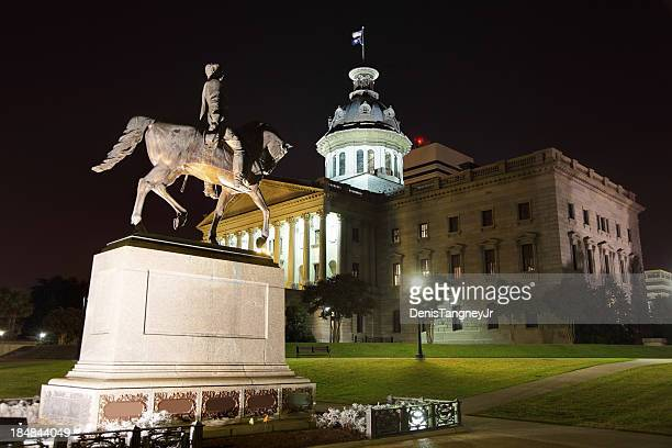 south carolina state house - columbia south carolina stock pictures, royalty-free photos & images
