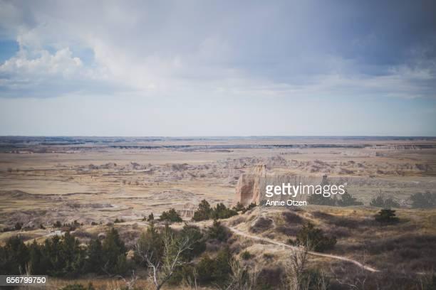 South Dakota Prairie and Badlands