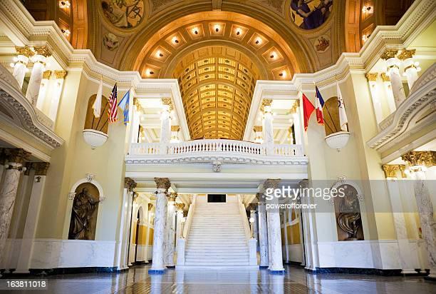 Bâtiment du Capitole de l'État du Dakota du Sud