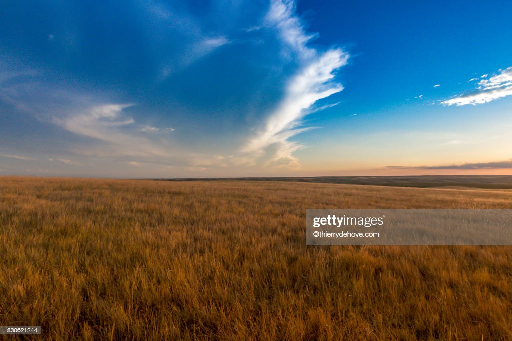 South Dakota, USA : Stock Photo