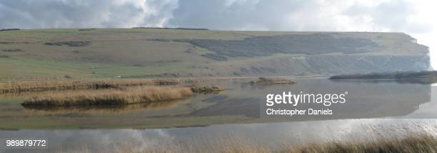 South Downs at Cuckmere Haven