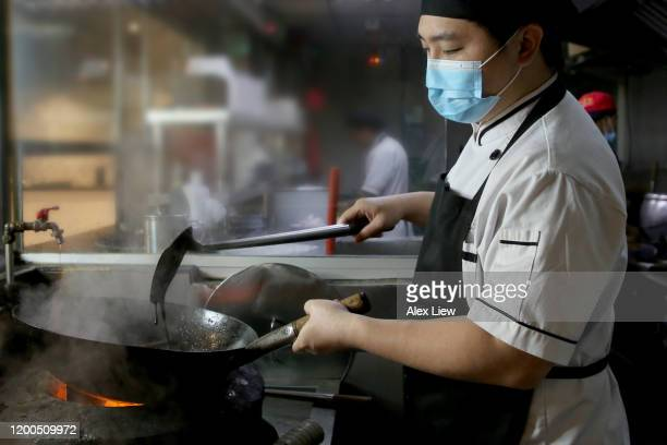 south east asia: typical asia food - in flames i the mask stock pictures, royalty-free photos & images