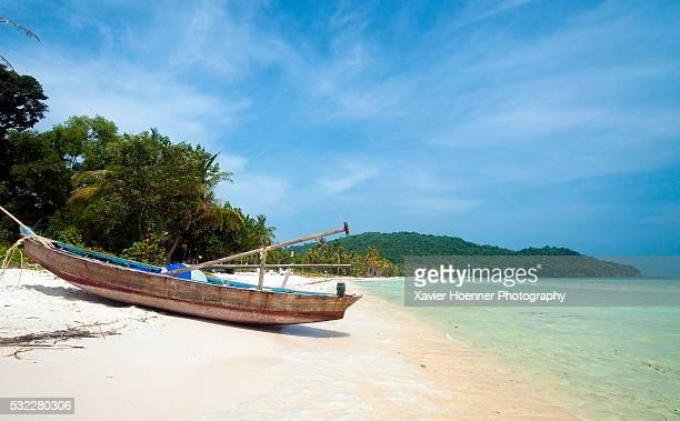 South East Asian paradise