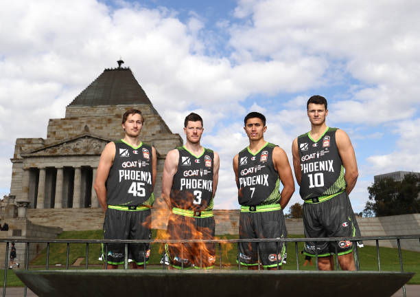 AUS: Sth East Melbourne Phoenix Players Visit The Shrine of Remembrance