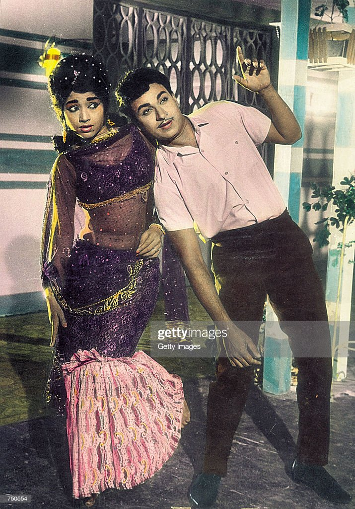 South Indian Film Actor Rajkumar Right Dances With Actress