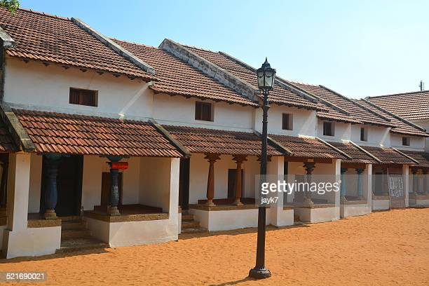 South Indian houses