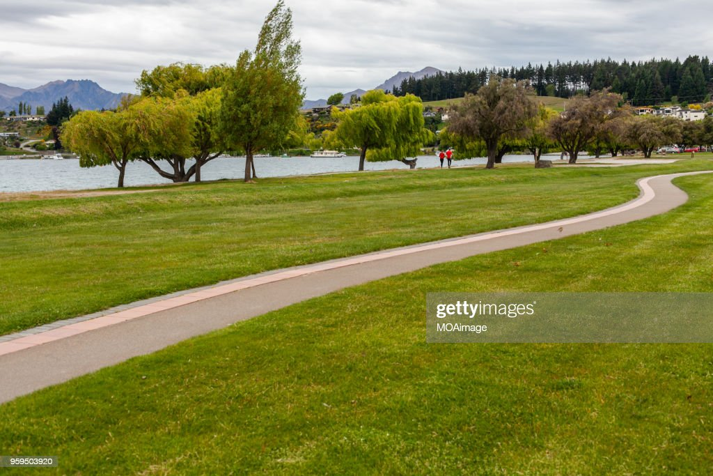 South island scenery,New Zealand : Stock Photo