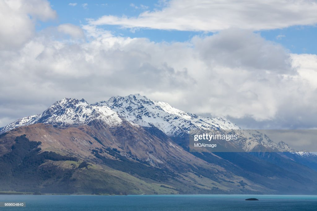 South island scenery,New Zealand : Stock-Foto