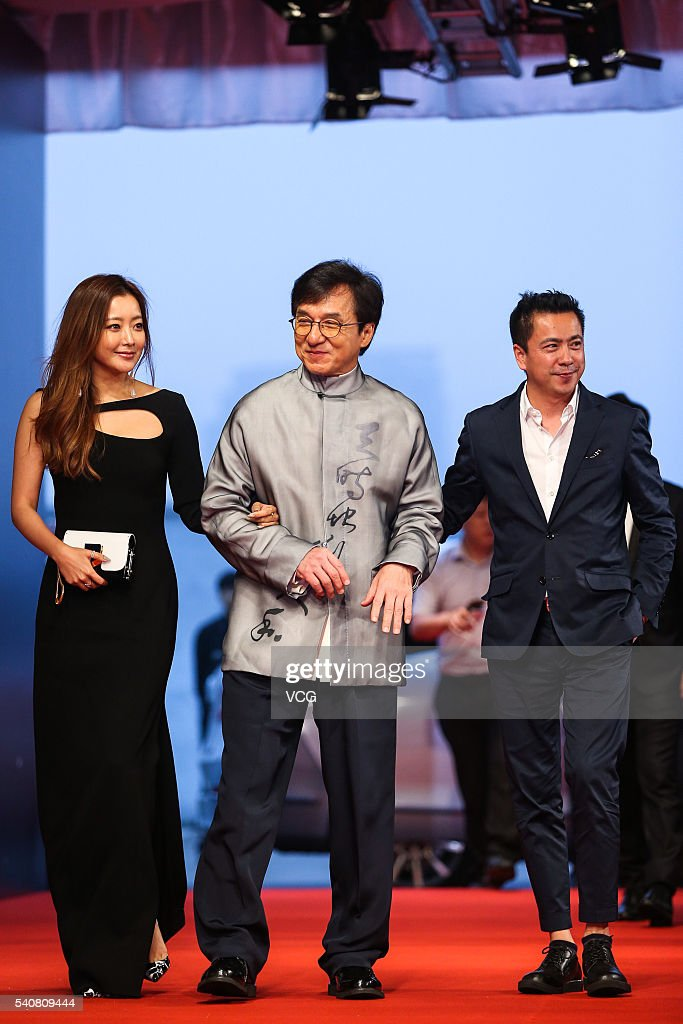 19th Shanghai International Film Festival - Jackie Chan Action Movie Week