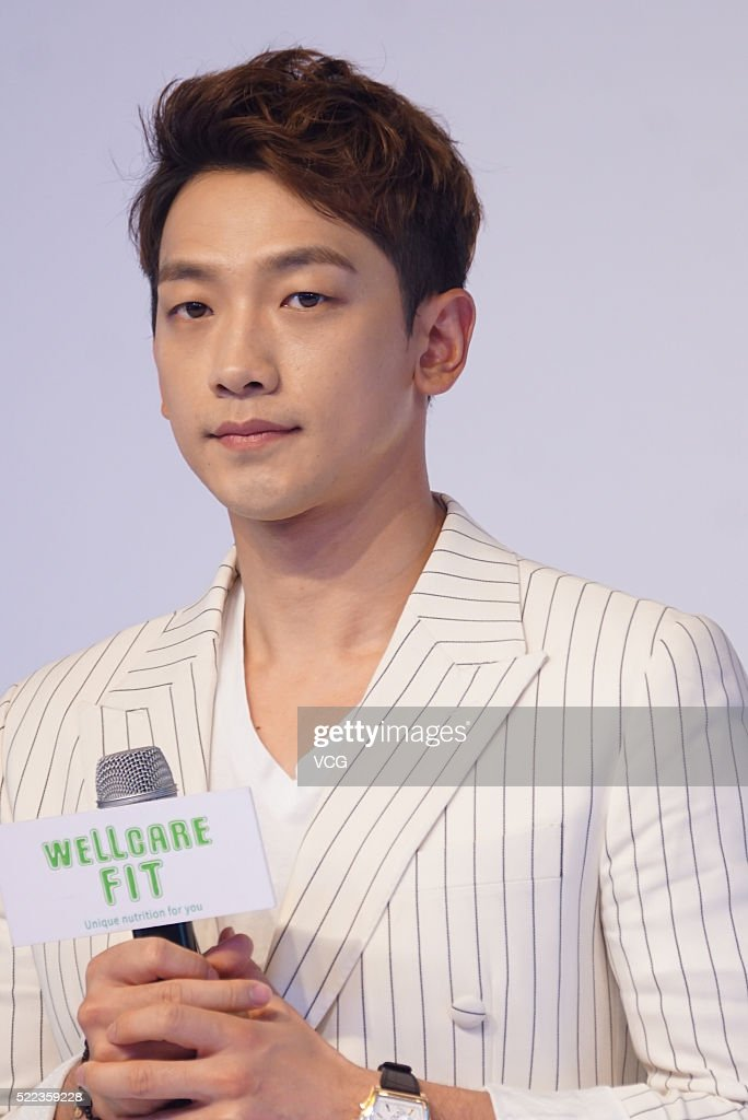 Rain Korean Actor 2016