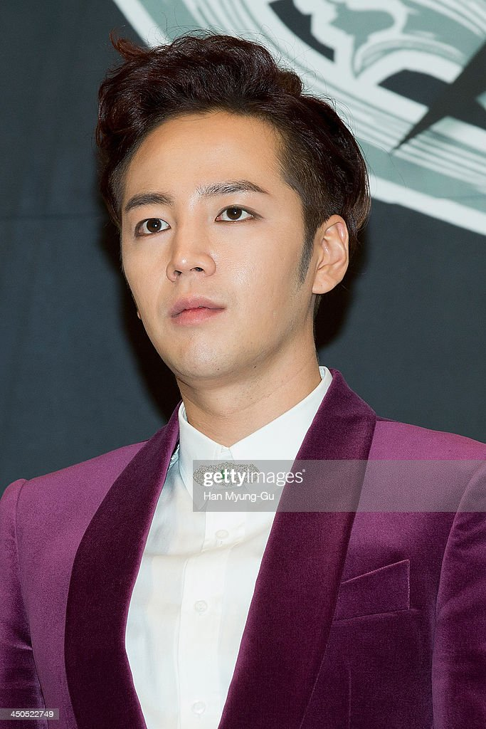 South Korean Actor And Singer Jang Keun Suk Attends Kbs Drama Bel
