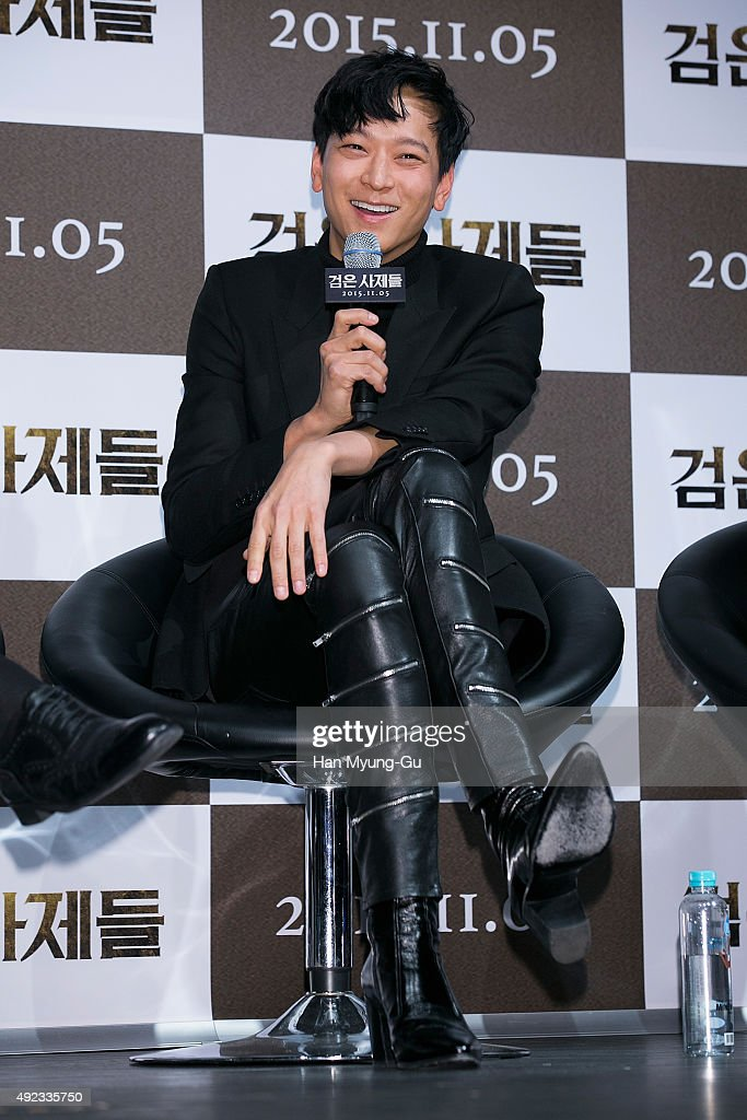 """The Priests"" Press Conference In Seoul"