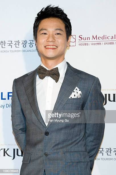 South Korean actor Hong Kyung-In attends the 1st K-Drama Star Awards at Daejeon Convention Center on December 8, 2012 in Daejeon, South Korea.