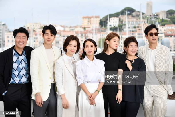 South Korean actor Kangho Song South Korean actor Choi Wooshik South korean actress Chang Hyaejin South Korean actress Cho Yeojeong South Korean...