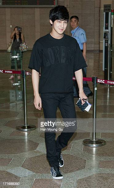 Kim Bum Sighting At Gimpo Airport Stock Pictures Royalty Free