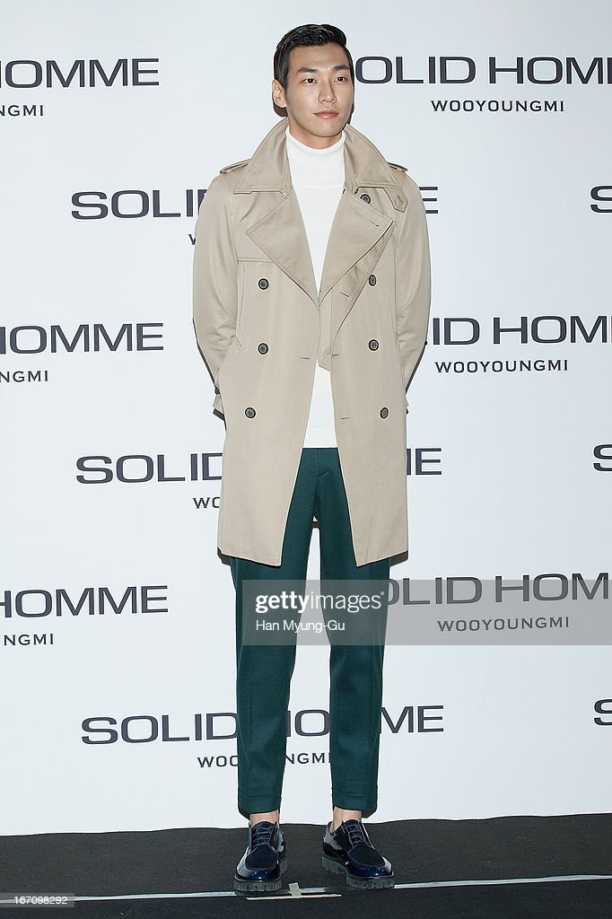 'Solid Homme' 25th Anniversary Fashion Show
