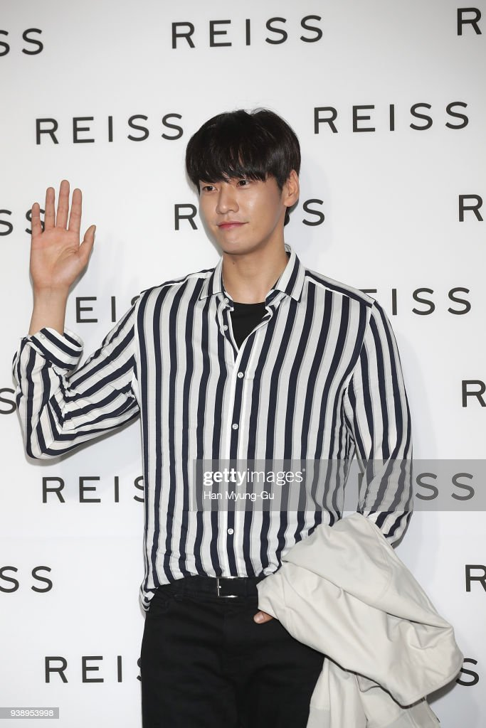 'REISS' Korea Launch - Photocall
