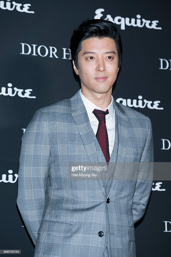 Esquire 20th Anniversary With Dior Homme - Photocall