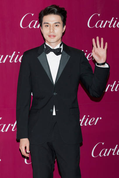 South Korean actor Lee DongWook attends the Cartier Paris Nouvelle Vague launch party at the Walkerhill Hotel on July 3 2013 in Seoul South Korea