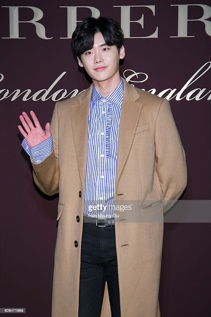 BURBERRY Celebrates 'The Tale of Thomas Burberry' In Seoul - Photocall
