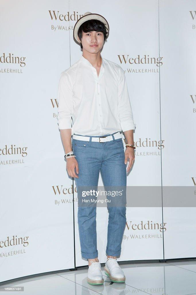 Baek Ji-Young Wedding