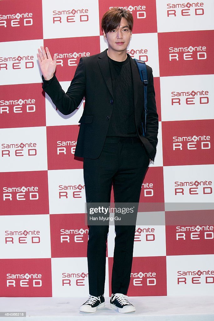 "Samsonite Red ""Red Say With Lee Min-Ho"" Talk Concert"